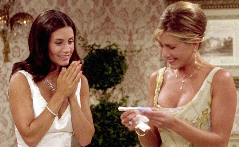 11 načina na koje su Monica i Rachel postavile #friendshipgoals